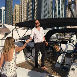 Azimouthio printed yachting directory distribution foto 02