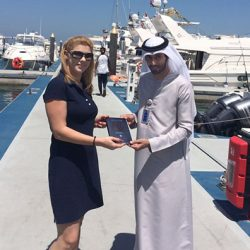 Azimouthio printed yachting directory distribution foto 03