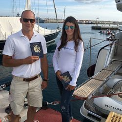 Azimouthio printed yachting directory distribution foto 05