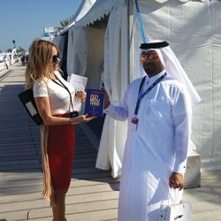 Azimouthio printed yachting directory distribution foto 06