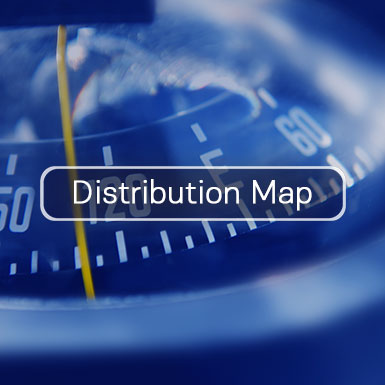 printed directory distribution map bt