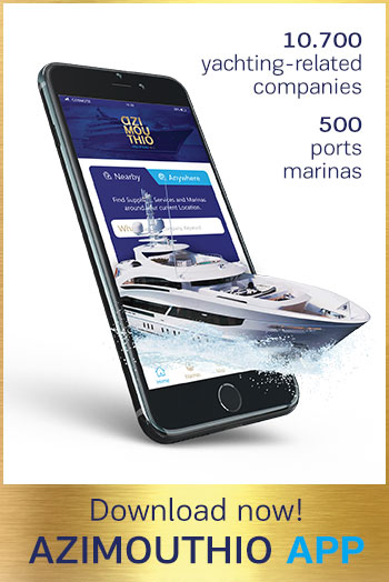 Azimouthio Yachting info APP