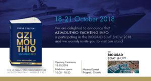 Invitation Biograd Boat Show