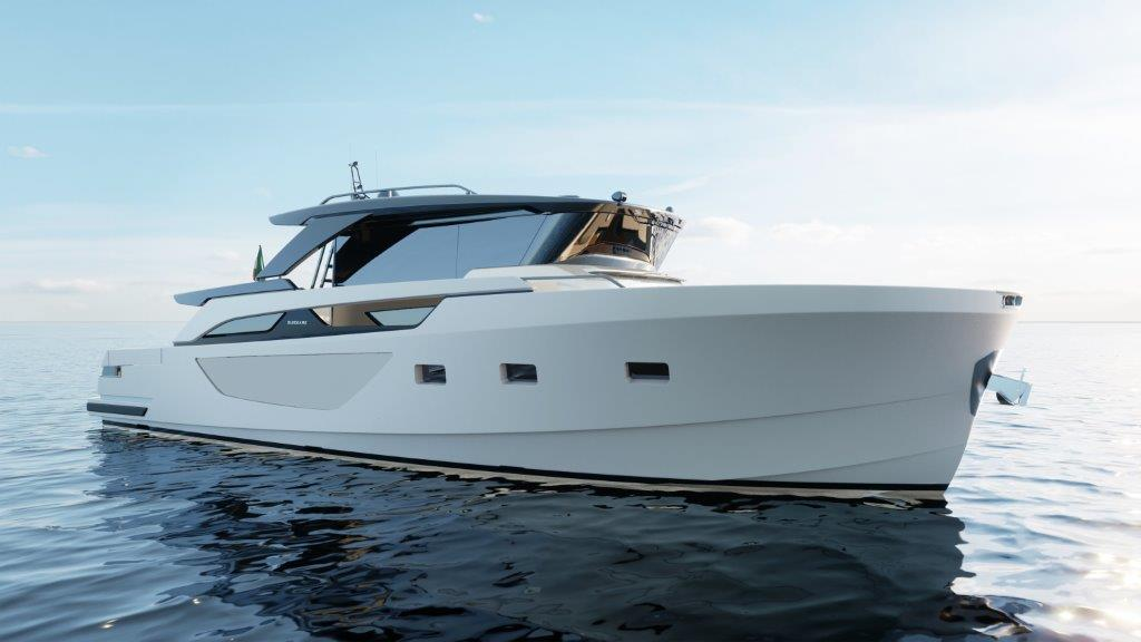 After the huge success of BGX70, Zuccon International Project embarked on a new challenge: the exterior and interior design of the new Bluegame BGX60, a product created to enjoy a crystal clear interpretation of life at sea.