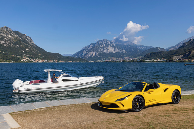 Lomac presents the world premiere of the new GranTurismo 11.0 and 12.5 Cruisers