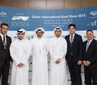 Qatar International Boat Show 2015: Under the Auspices of H.E. the Prime Minister of Qatar