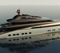 170 Merideon concept by Sunrise Yachts