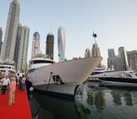 Monte Carlo Yachts (MCY 86) Sails to Dubai