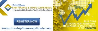 Ship, Finance & Trade conference